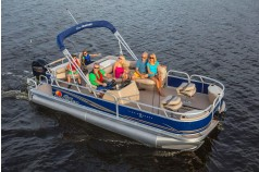 Fishin Barge 22 DLX-1