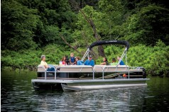Party Barge 24 DLX-1