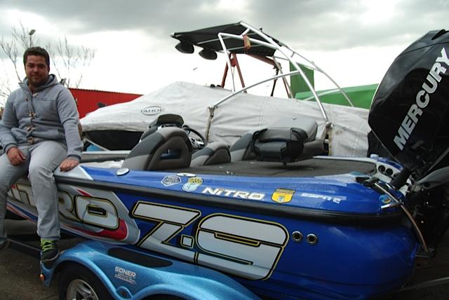 venta barco nitro z9