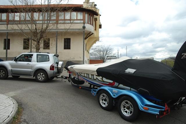 comprar barco de recreo