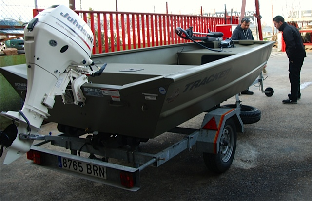 venta online barco grizzly 1448