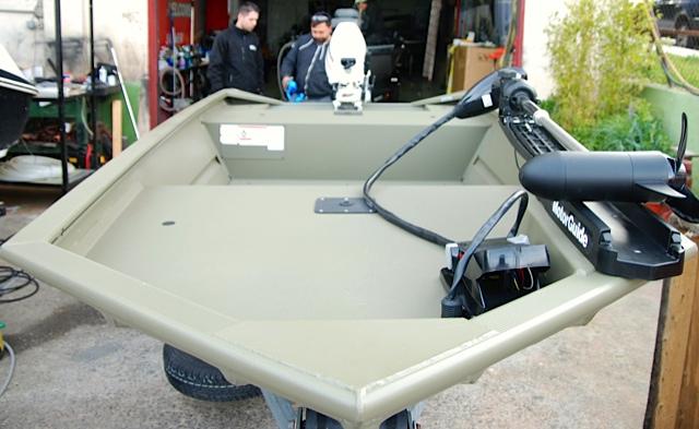 comprar barcos de pesca online