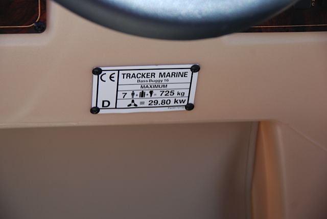 embarcacion Bass Buggy 16 DLX venta