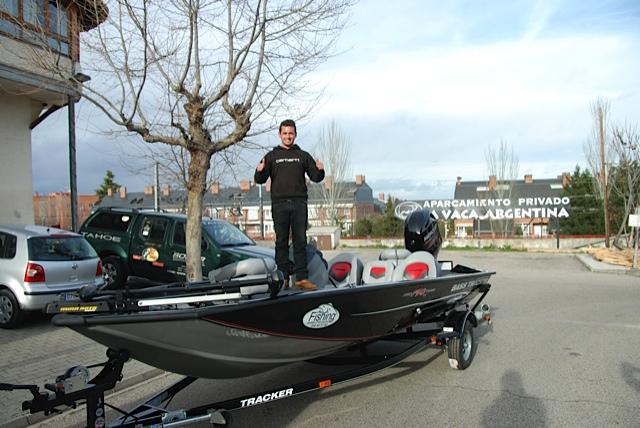 comprar embarcacion de pesca